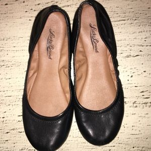 ☘️LUCKY BRAND BLACK CUTE & COMFORTABLE FLAT SHOES